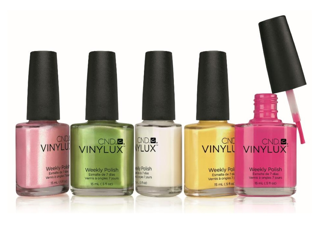 CND Vinylux 7 Day Long Lasting Nail Polish